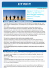 HTWC Newsletter September 2011